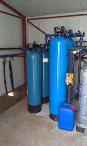 vízkezelő rendszer